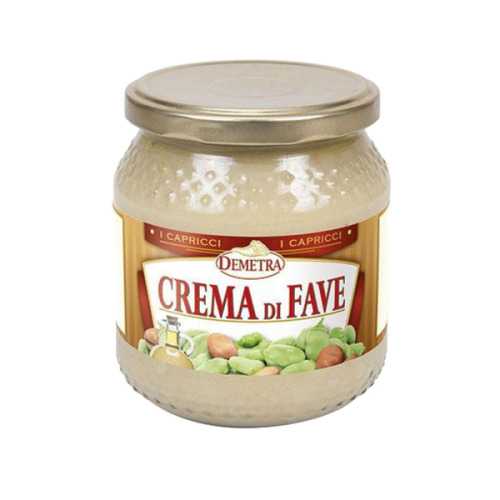 demetra crema di fave